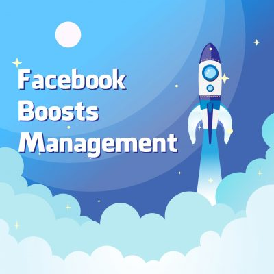 facebook boosts management