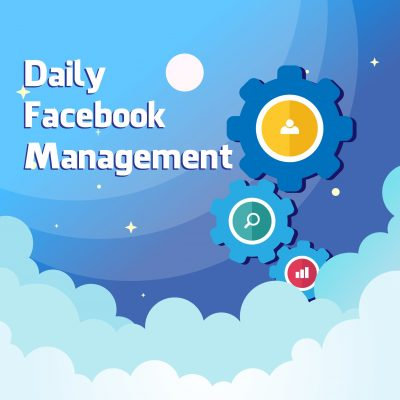 daily facebook management